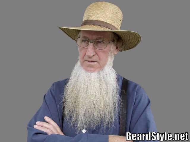 amish-434 160 Coolest Beard Styles to Grab Instant Attention