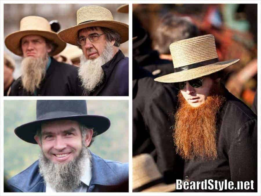 amish-beard-collage3 Amish Beard: How to Grow, Trim and Maintain Amish Beards