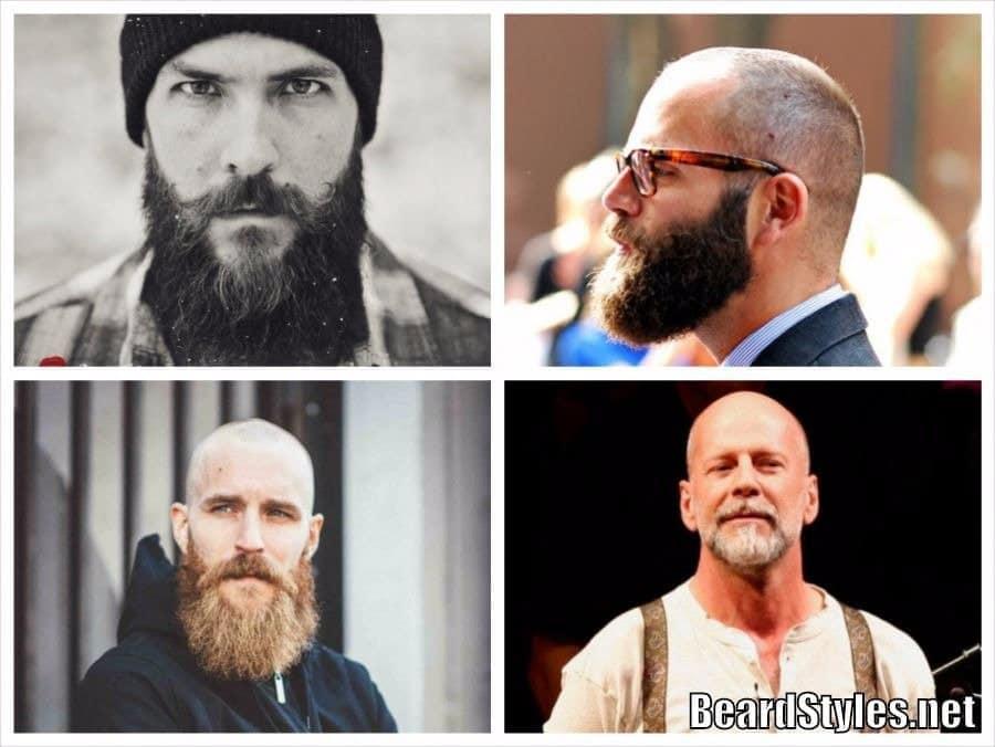bald-men-with-beards3 Bald Men With Beards: Grow Facial Hair With Bald Head