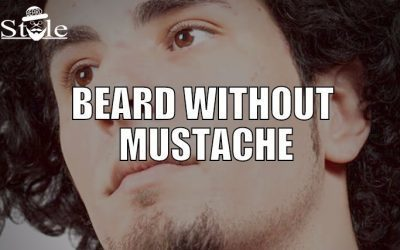 beard with no mustache featured