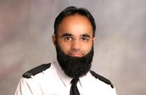 Goatee Styles No Mustache Full islamic beard without