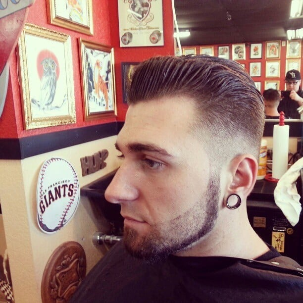 chin-strap-6 Chin Strap Beard: How to Grow, Trim and Maintain a Chin Strap