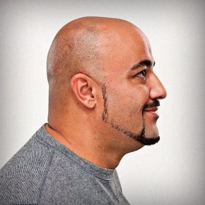 chin-strap-beard-styles-13 Chin Strap Beard: How to Grow, Trim and Maintain a Chin Strap