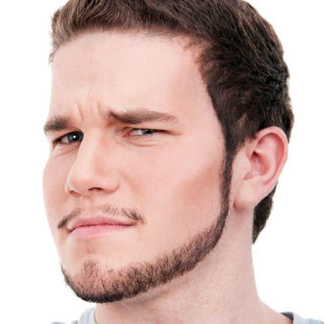 chin-strap-beard Chin Strap Beard: How to Grow, Trim and Maintain a Chin Strap