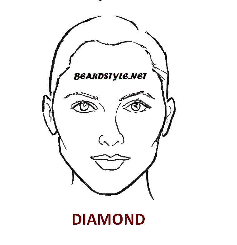 diamond-face-shape-good-for-goatee How to Grow, Trim and Maintain a Goatee Beard Like a Pro