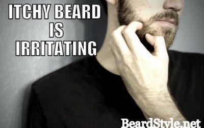 itchy beard