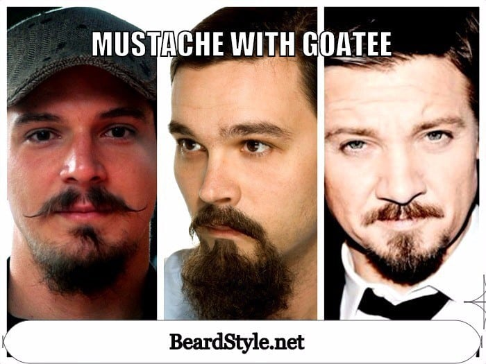 mustache-with-goatee35 Mustache With Goatee: How to Grow, Trim and Maintain a Mustache and Goatee Combo Beard