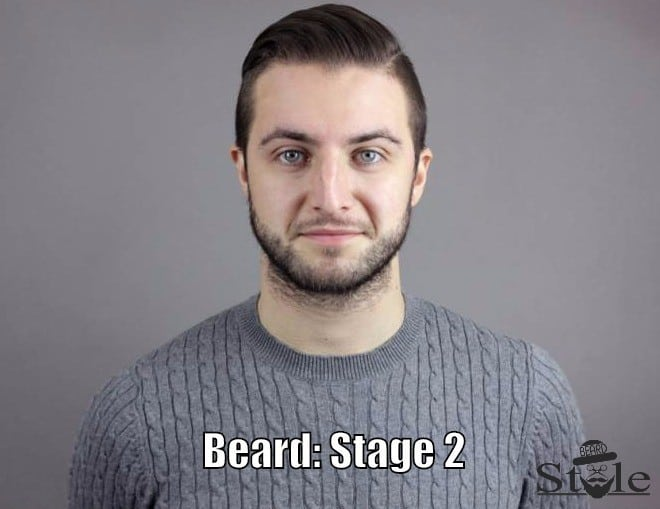 beard-stage-23 5 Stages of Beard Growth Cycle