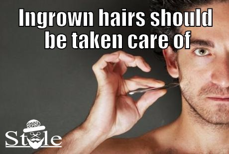 ingrown-hairs3 13 Tips to Grow A Beard Faster Than Ever