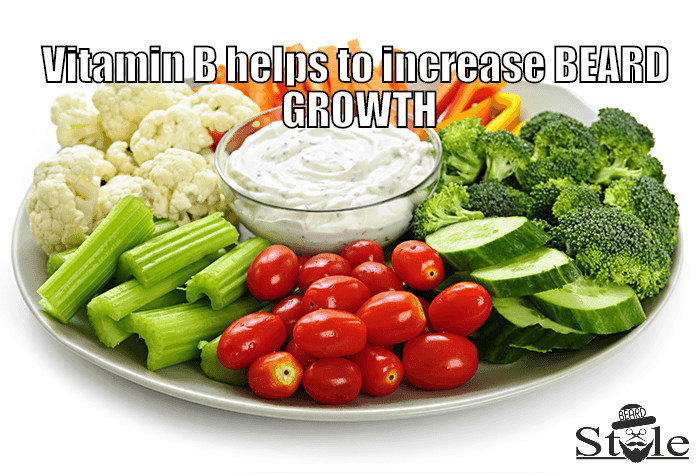 vitamin-B2 13 Tips to Grow A Beard Faster Than Ever