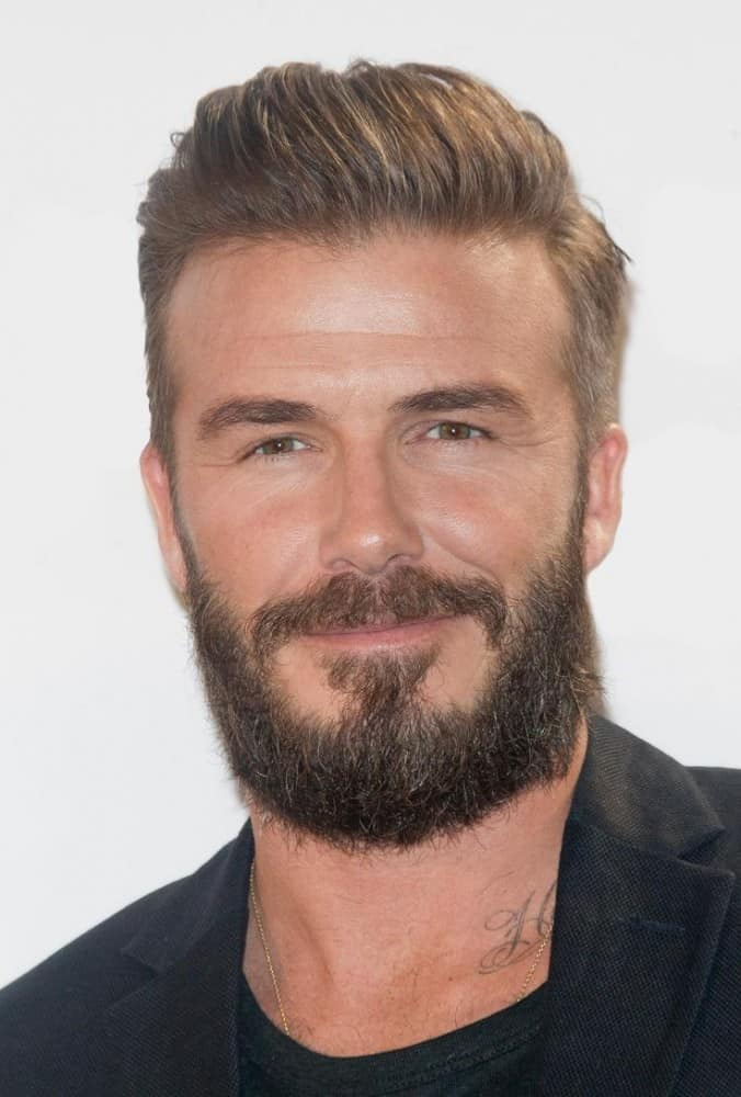 62fc3cb89ecdc342056f9dbcc3450d74 8 Hottest David Beckham Beards to Get Attraction