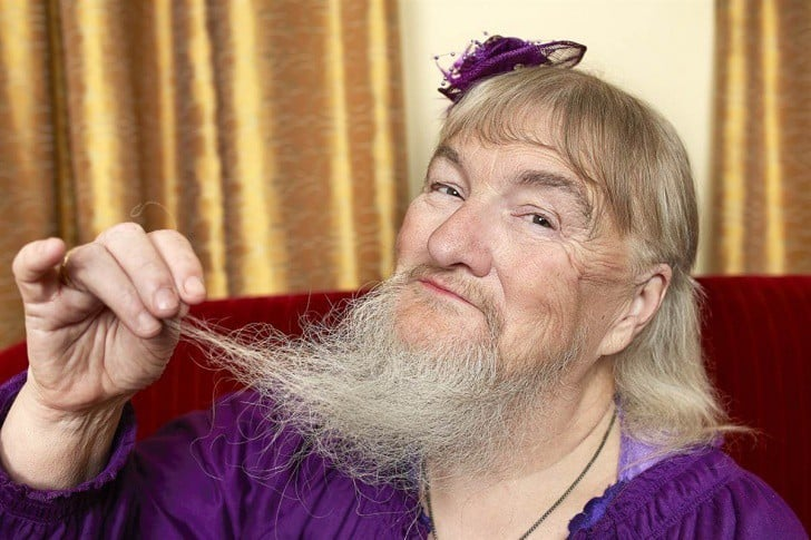 Wheeler 10 Longest Beards In The World [2020]