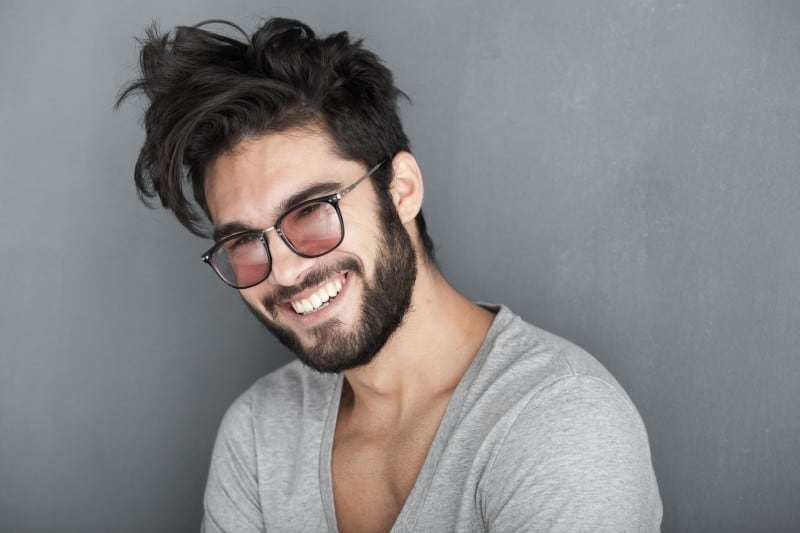 Amazing 49 Coolest Beard Styles For Men 2017 Beardstyle Short Hairstyles Gunalazisus