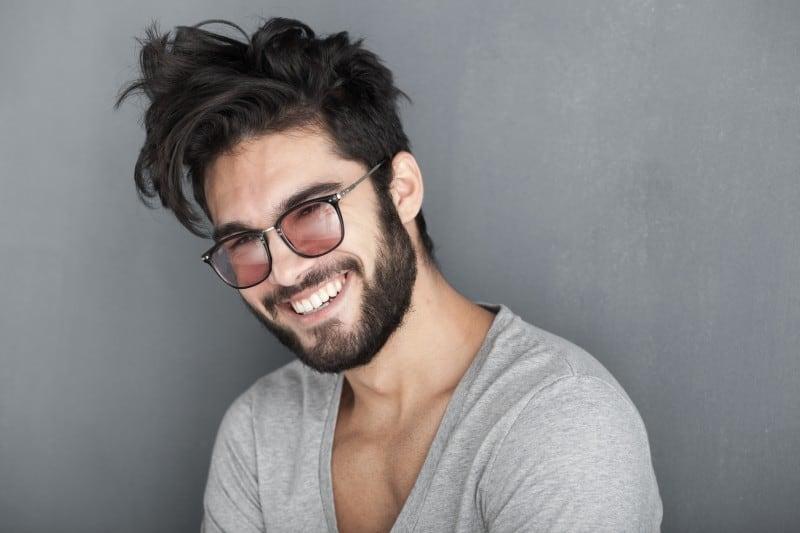 Pleasing 49 Coolest Beard Styles For Men 2017 Beardstyle Short Hairstyles Gunalazisus