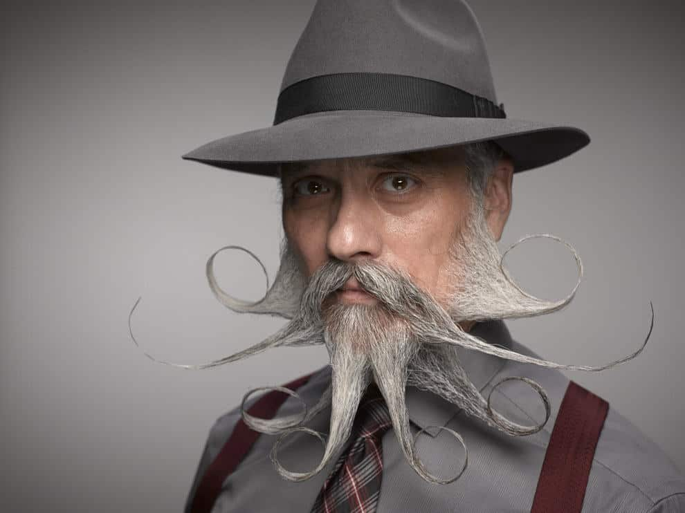 buzz-beard-style 160 Coolest Beard Styles to Grab Instant Attention