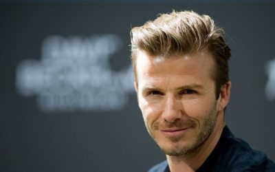 david beckham beard styles