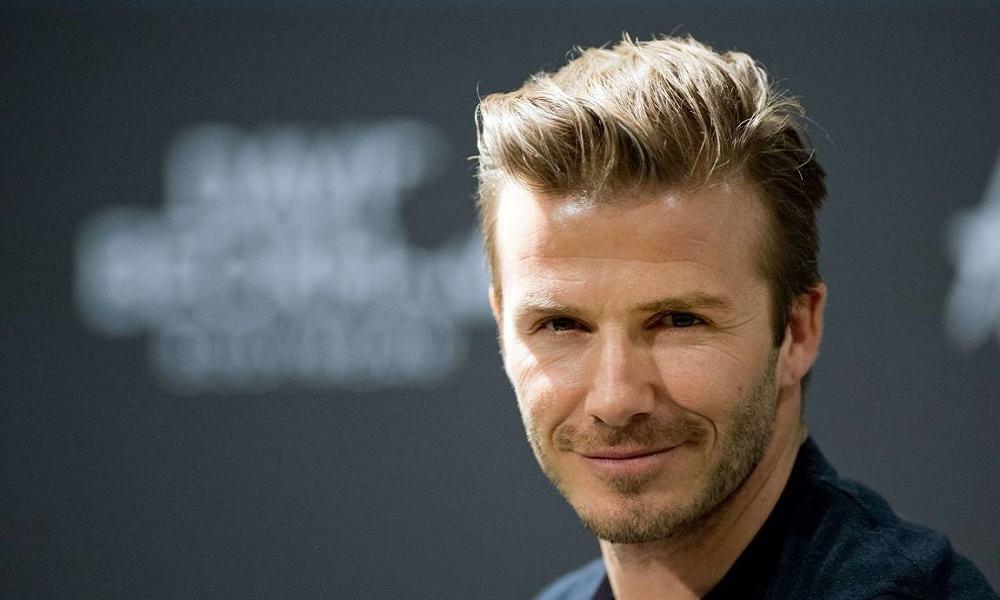 8 Hottest David Beckham Beards to Get Attraction