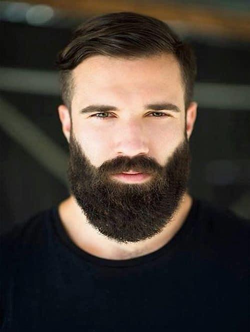Astonishing 49 Coolest Beard Styles For Men 2017 Beardstyle Short Hairstyles Gunalazisus
