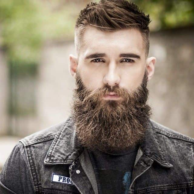long-attractive-beard-with-spike-ahir 160 Coolest Beard Styles to Grab Instant Attention