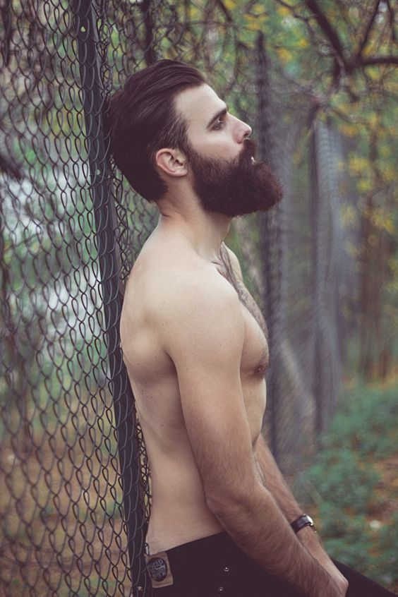 1-7 50 Vigorous Full Beard Styles for Manly Look