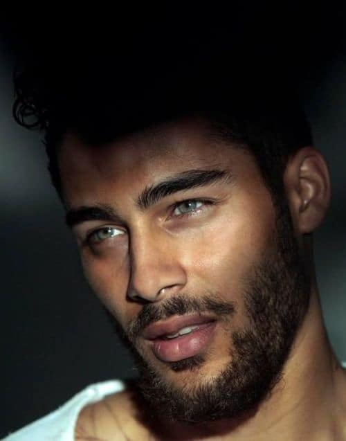 black beard style