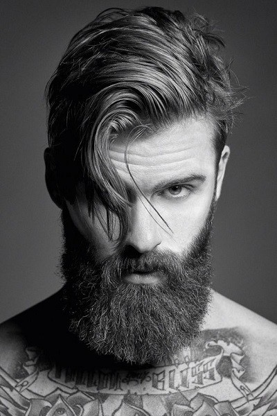 10-6 50 Vigorous Full Beard Styles for Manly Look