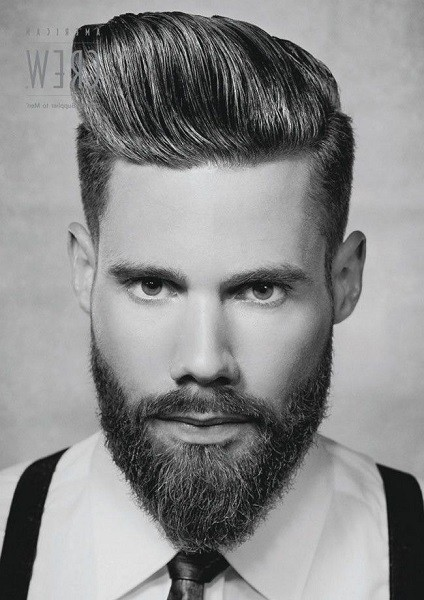 12-3 25 Exemplary Beard Styles for Round Faces