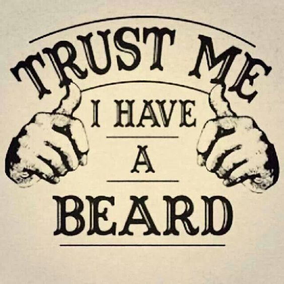 beard lovers quotes