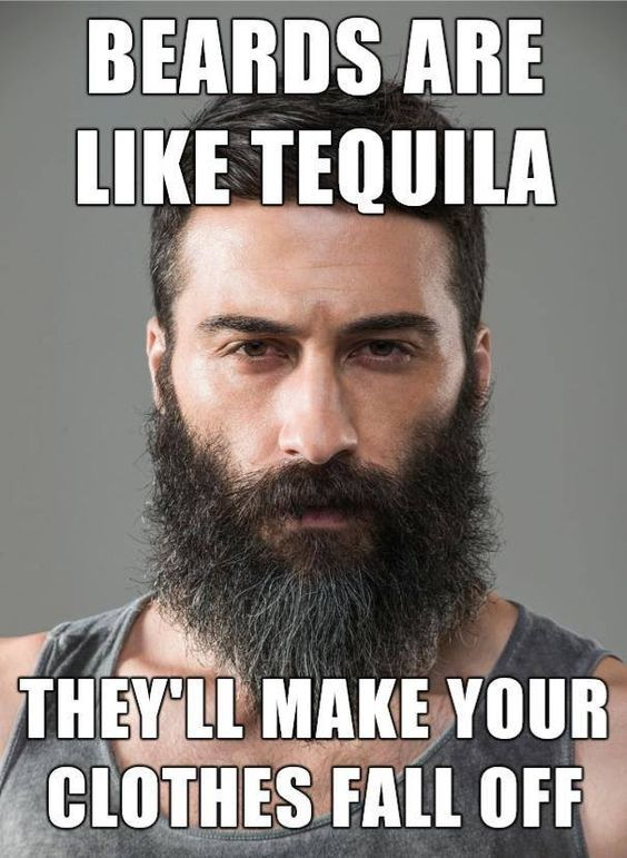quotes about beard