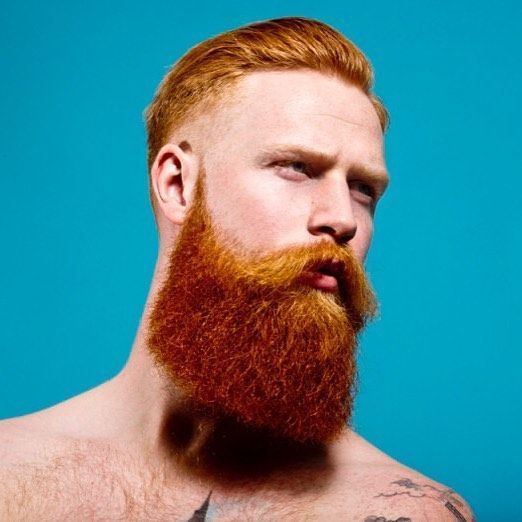 16-4 50 Vigorous Full Beard Styles for Manly Look