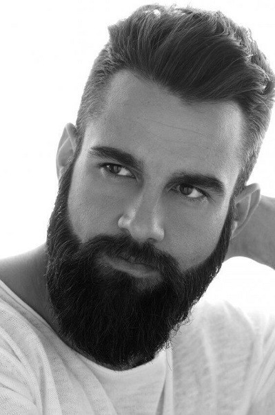 26 50 Vigorous Full Beard Styles for Manly Look