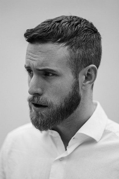 30 50 Vigorous Full Beard Styles for Manly Look