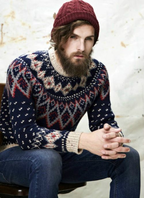 4-3 25 Exemplary Beard Styles for Round Faces