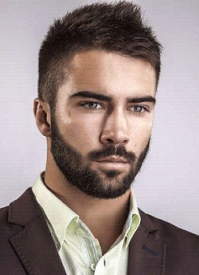 6-Medium-Stubble-Beard-Style 25 Hottest Stubble Beard Styles for 2021