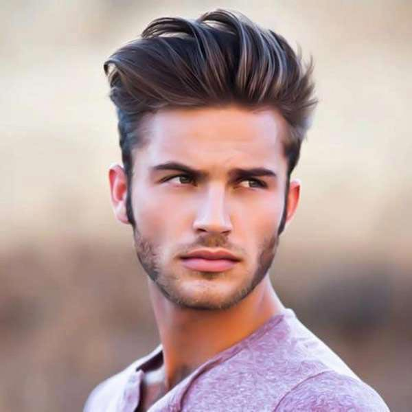 8-4 25 Hottest Stubble Beard Styles for 2021