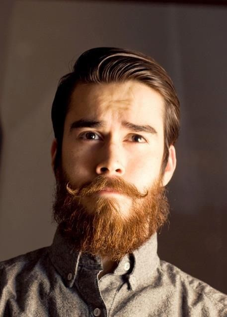 86ea81ae1abbcc44fc491a9a2c050f63 160 Coolest Beard Styles to Grab Instant Attention