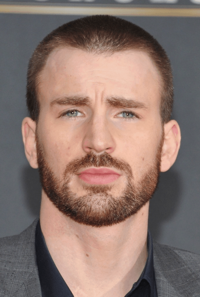 9-Marginal-Stubble-Beard-for-Short-Hair 25 Hottest Stubble Beard Styles for 2021