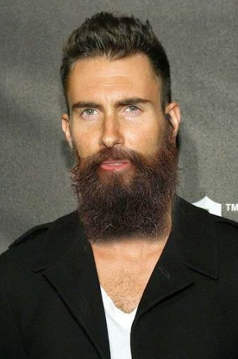Adam-Levine-5 5 Most Attractive Dam Levine Beards