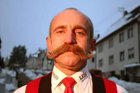 Bald-Men-15 25 Classy Beard Styles Dedicated to Bald Men