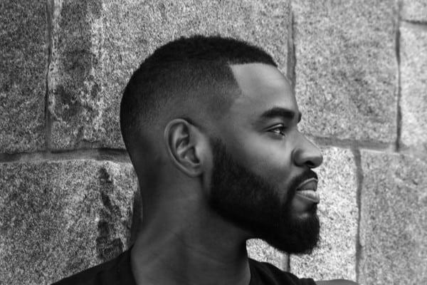 Remarkable 18 Trendiest Beard Styles For Black Men Beardstyle Hairstyles For Men Maxibearus