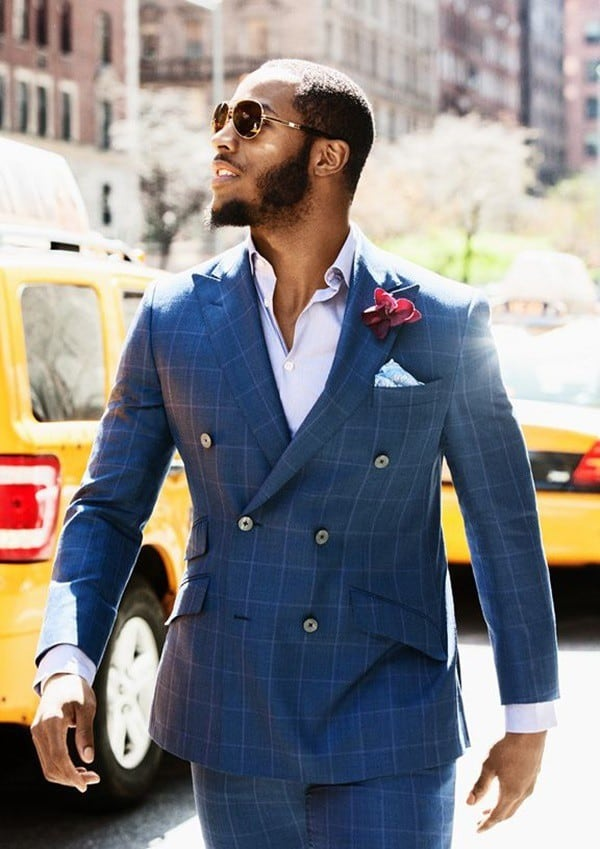 Black-Beard-Styles-Photo-13- 70 Trendiest Beard Styles for Black Men [2018 Updated]