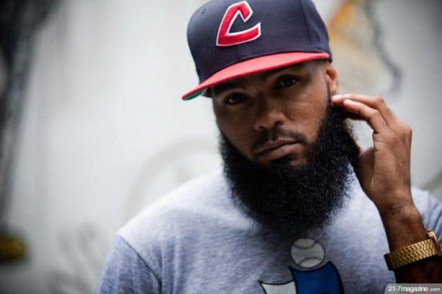 Black-Beard-Styles-Photo-19 70 Trendiest Beard Styles for Black Men [2018 Updated]