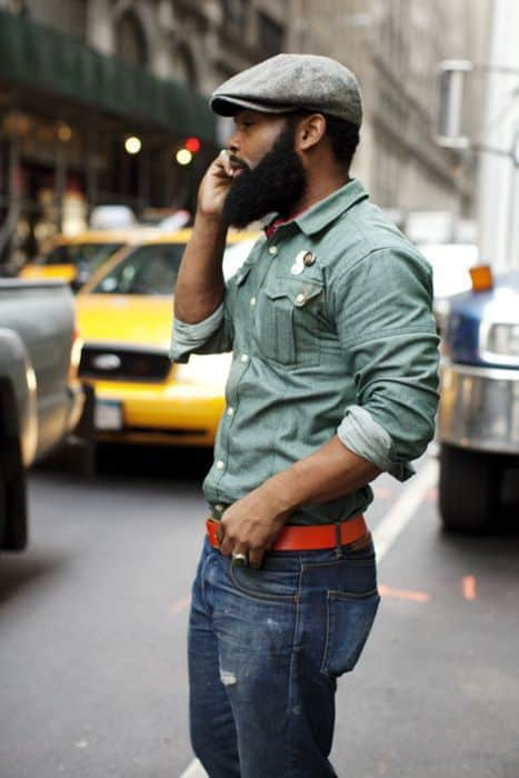 Black-Beard-Styles-Photo-4 18 Trendiest Beard Styles for Black Men