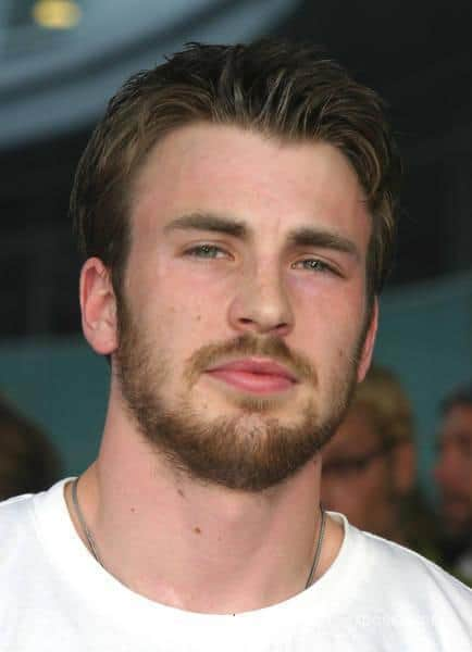 Chris-Evans-beard-5 7 of The Best Chris Evans Beard Styles