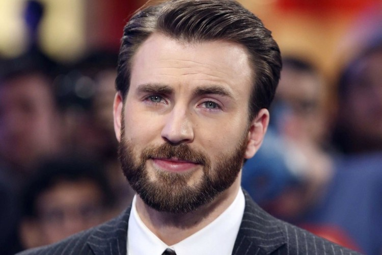 7 Chris Evans Beards To Copy Beardstyle