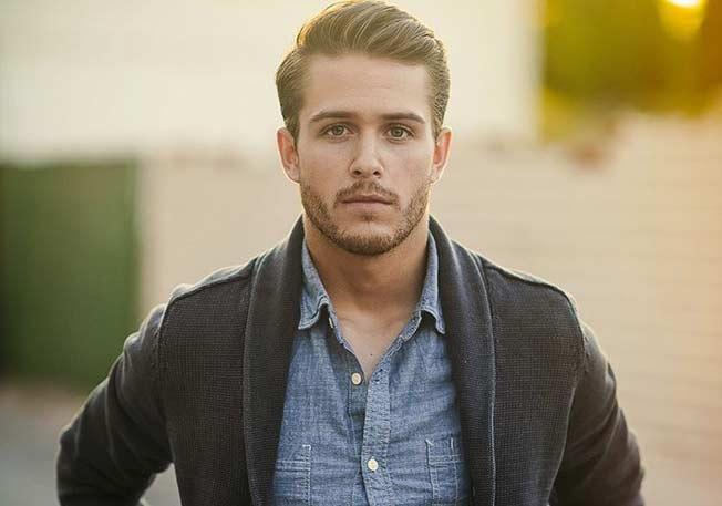 Evergreen-Chinstrap-Beard-Styles-for-Men-24-min 100 Trendy Chin Strap Beard Styles to Copy