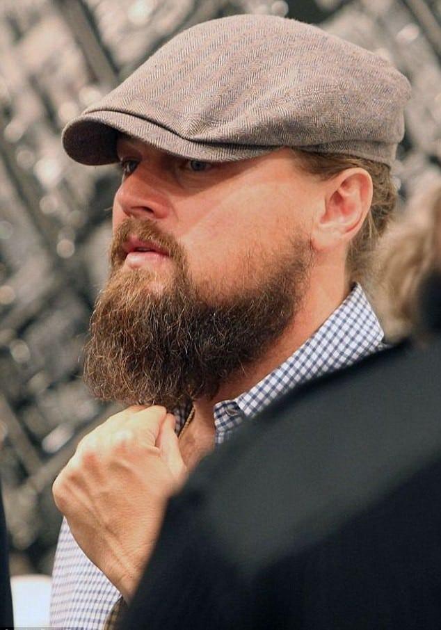 Leonardo-Dicaprio-Beard-101 18 Elegant Leonardo Dicaprio Beard Styles