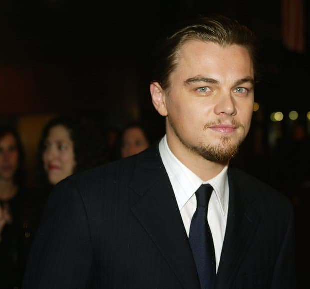 leonardo dicaprio mustache - photo #9