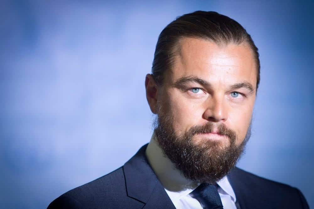Leonardo-Dicaprio-Beard-9 18 Elegant Leonardo Dicaprio Beard Styles