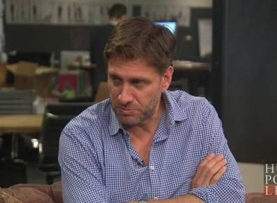 MikeGreenberg in stubble beard